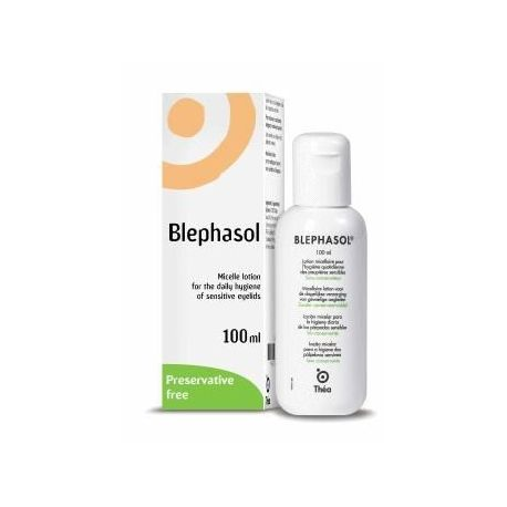 Blephasol * płyn micelarny do powiek * 100 ml