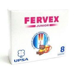 Fervex Junior * saszetki * 8 sztuk