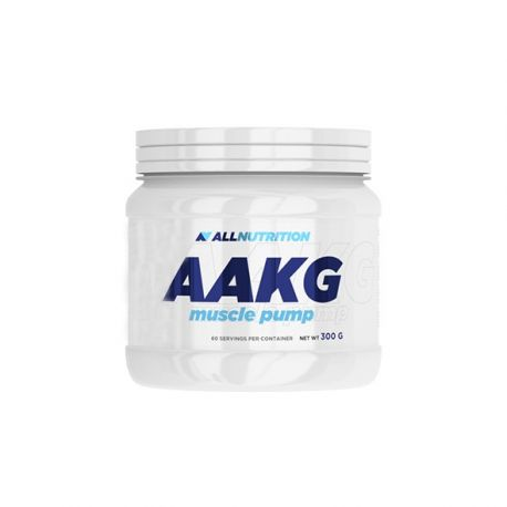 AllNutrition AAKG MUSCLE PUMP *Orange * 300g