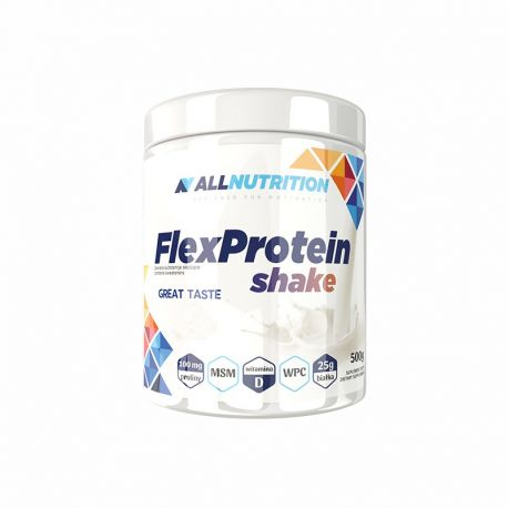 Allnutrition Flex Protein* Strawberry* 500g