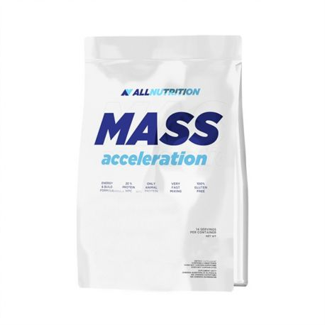 AllNutrition Mass acceleratio* Banana * 1000g
