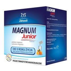 Zdrovit Magnum Junior * 20 saszetekj