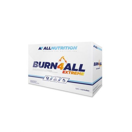 Allnutrition Burn4all Extreme * 120 kaps