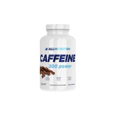 AllNutrition Caffeine 200 power *100 kaps
