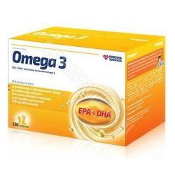 Rodzina Zdrowia Omega 3 * 120 kapsułek