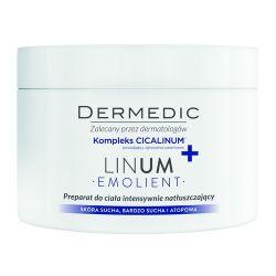 Dermedic Emolient Linum * preparat intensywnie natłuszczający * 225g