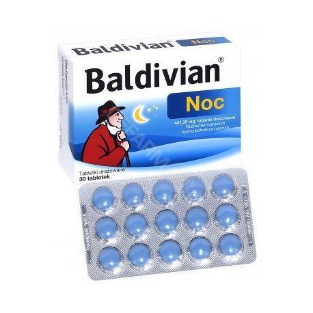 Boldivian Noc * 30 tabletek