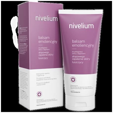 Nivelium * balsam emoliencyjny * 180 ml