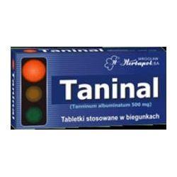 Taninal 500 mg * 20 tabl