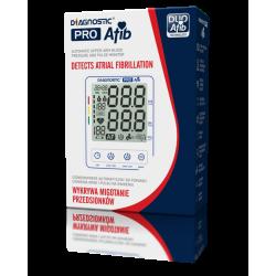 Diagnostic PRO Afib * ciśnieniomierz automatyczny naramienny z zasilaczem * 1 sztuka