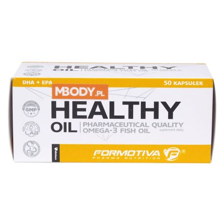 Formotiva Healthy Oil * 50 caps