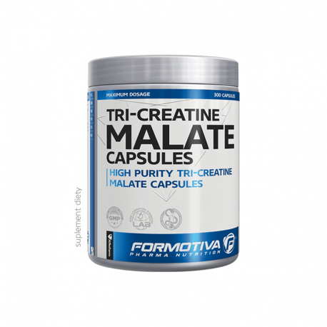 Formotiva Tri-Creatine Malate Capsules * 300 caps