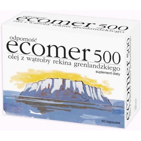 Ecomer 500 Odporność * 60 kapsułek