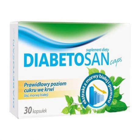 Diabetosan Caps * 30 kapsułek