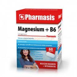 Pharmasis Magnesium + B6 * 60 tabletek