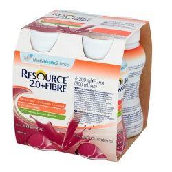 Resource 2.0 Fibre* płyn o smaku owoców leśnych * 4 X 200ml
