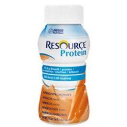 Resource Protein * płyn o smaku morelowym * 4X200 ml