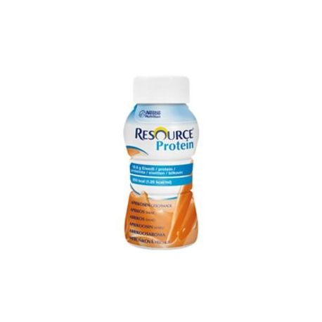 Resource Protein * płyn o smaku morelowym * 4X200 ml