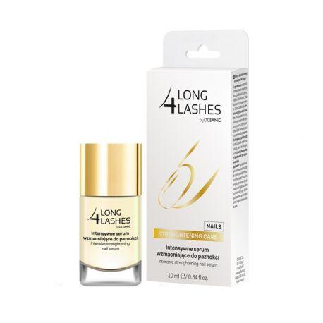 Long4Lashes* intensywne serum wzmacniające do paznokci * 10 ml