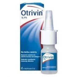 Otrivin 0, 1 % - aerozol * 10 ml