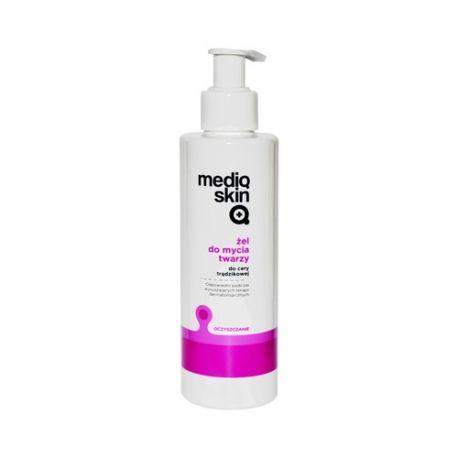 Mediqskin * żel do mycia twarzy * 200 ml