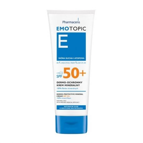 Pharmaceris E Emotopic * dermo - chronny krem mineralny SPF 50 + * 75ml