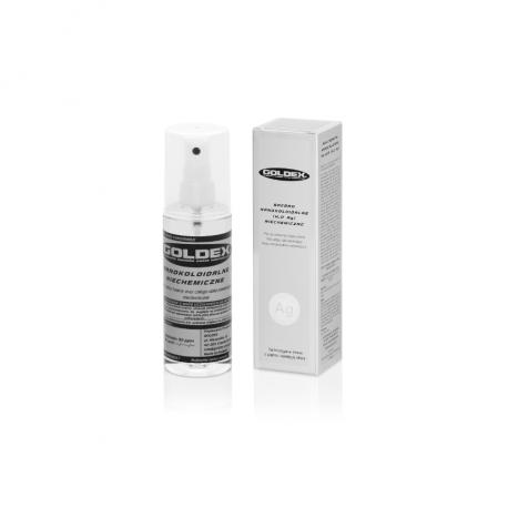 Goldex - Srebro nanokoloidalne * 140 ml