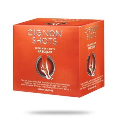 Cignon Shots * 20 ampułek po 10 ml