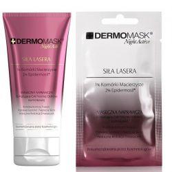 Dermomask Night Activ Siła Lasera * naprawcza maseczka na noc * 30 ml