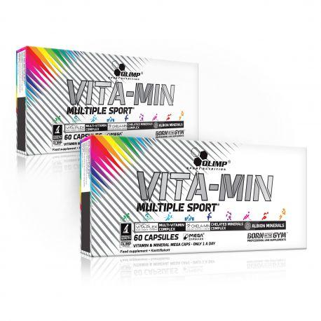 Olimp Vita-Min Multiple Sport * 120 Mega Caps