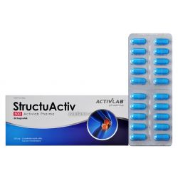 StructuActiv Activlab Pharma*  500 mg * 60 kapsułek