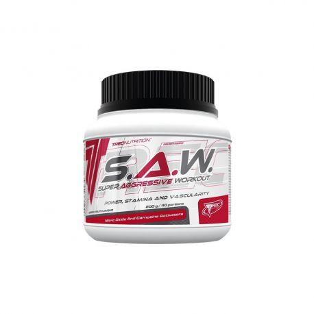 TREC S.A.W. * 200g * czarna porzeczka-cytryna