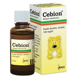 Cebion - krople doustne * 30 ml