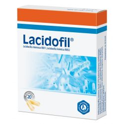 Lacidofil * 20 kaps