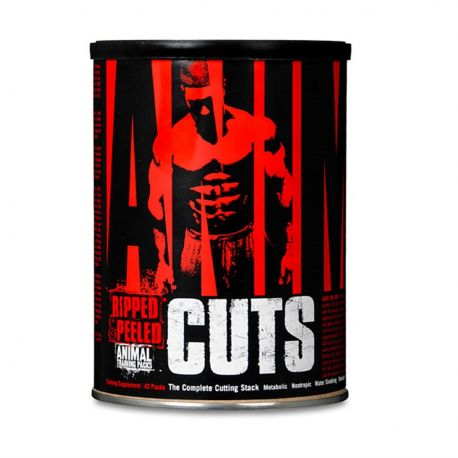 UNIWERSAL NUTRITION * ANIMAL Cuts * 44 saszetki