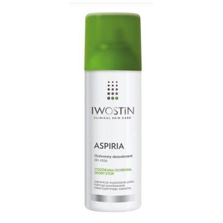 Iwostin Aspira * ochronny dezodorant do stóp * 150 ml
