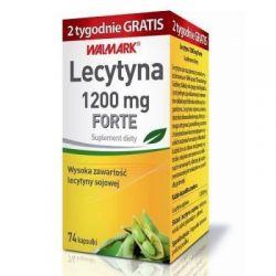 Lecytyna Forte 1200 mg * 74 kapsułki