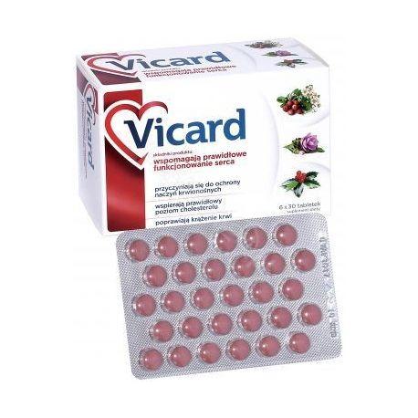 Vicard * 180 tabletek